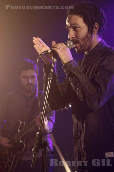 PALATINE - 2016-02-12 - PARIS - Point Ephemere