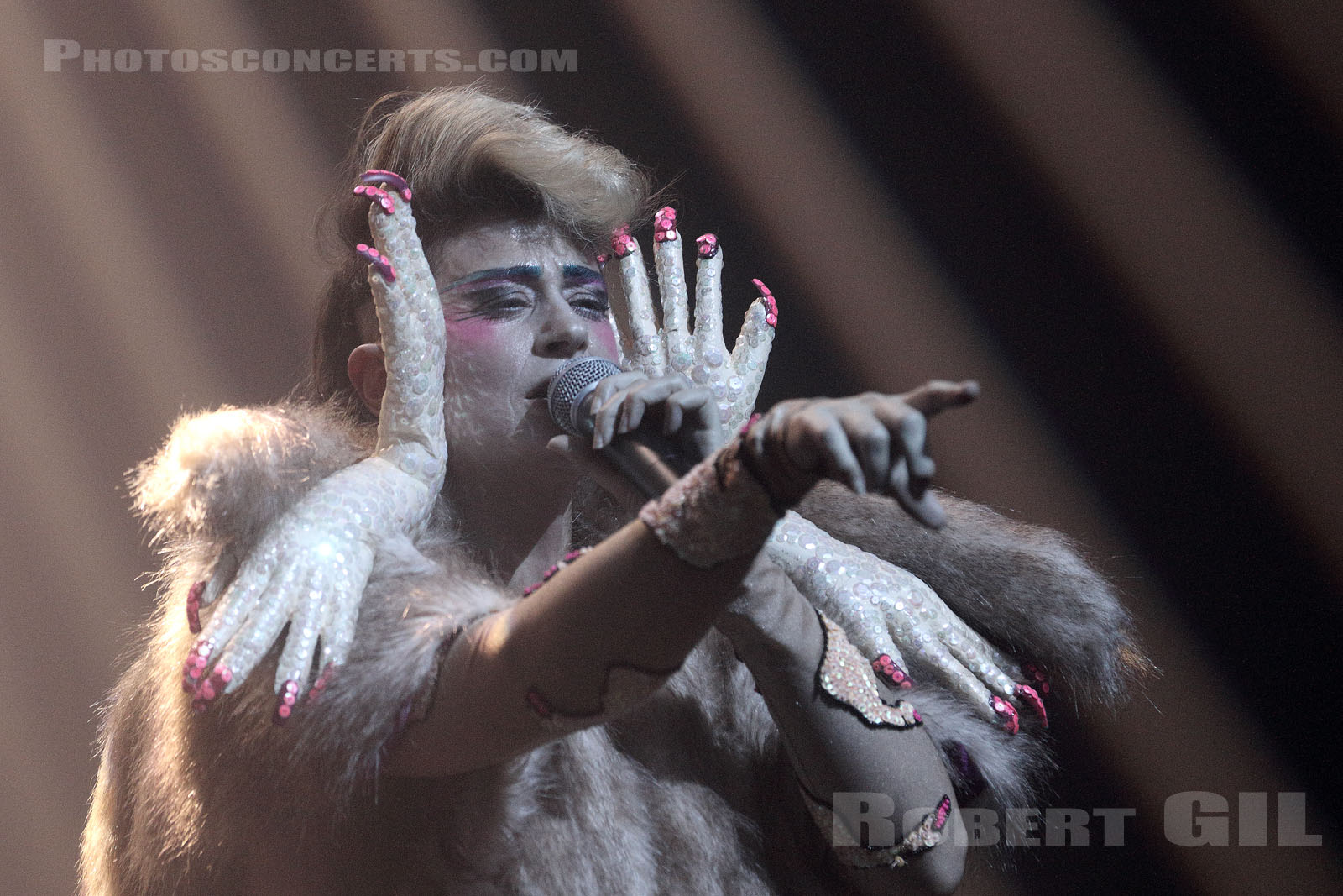 PEACHES - 2015-12-17 - PARIS - La Cigale