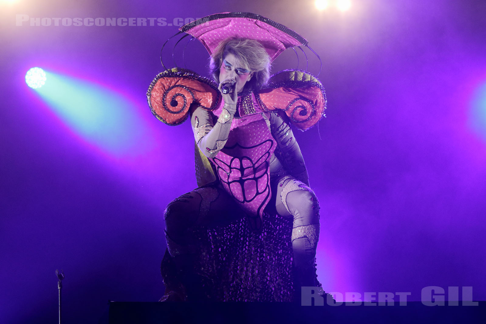 PEACHES - 2016-08-28 - SAINT CLOUD - Domaine National - Scene Pression Live
