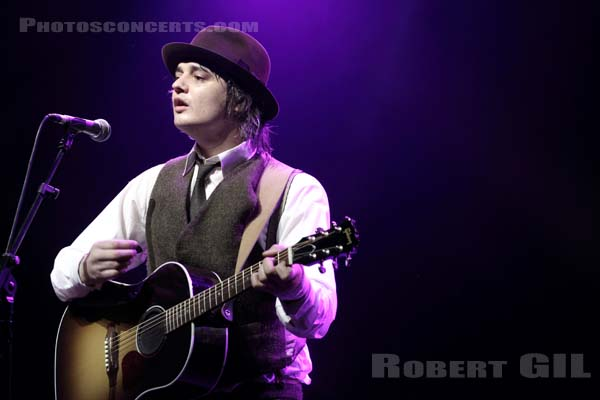PETER DOHERTY - 2012-03-21 - PARIS - Olympia