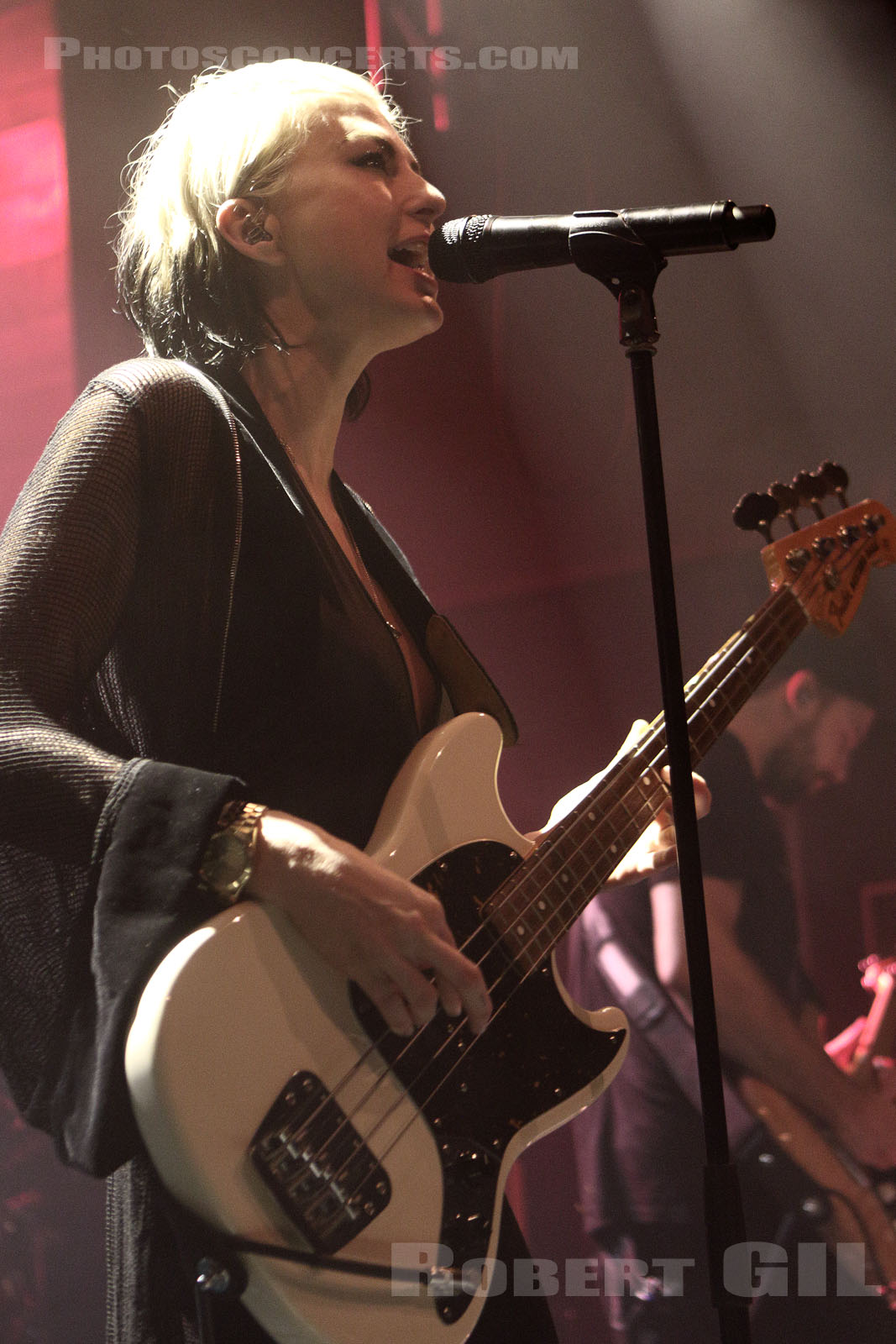 PHANTOGRAM - 2016-11-08 - PARIS - Petit Bain