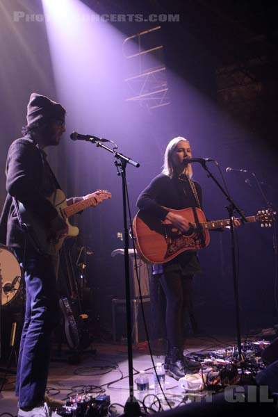 PHOEBE BRIDGERS - 2017-10-30 - PARIS - Cafe de la Danse