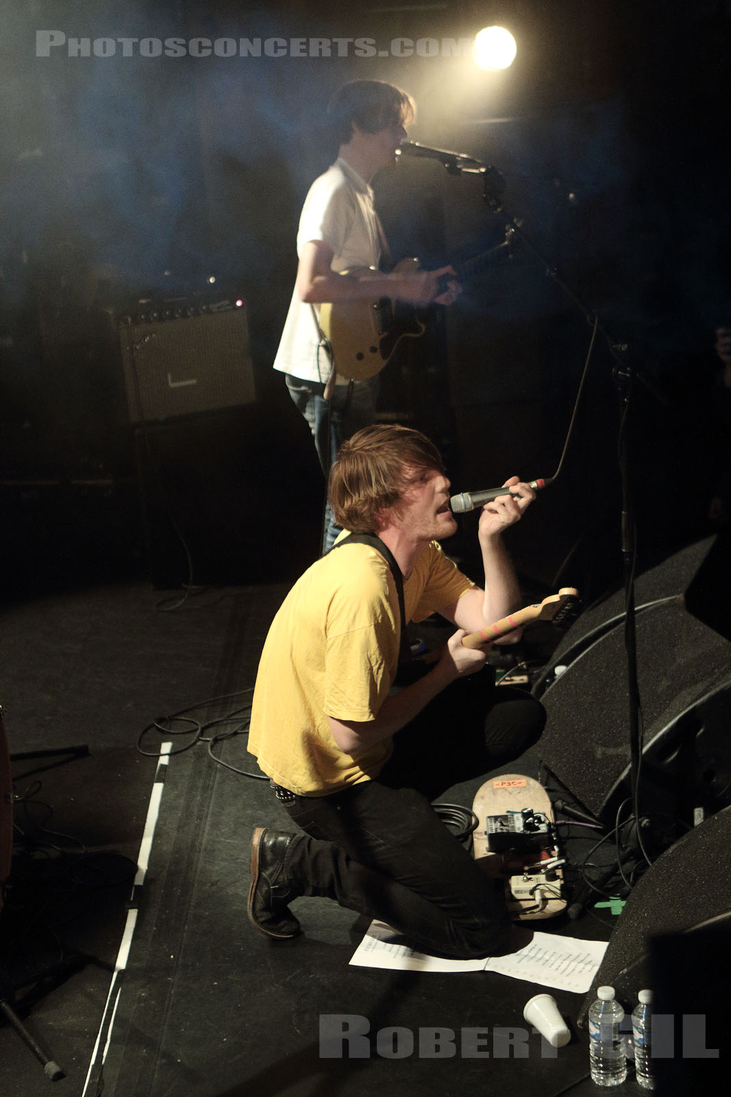 POGO CAR CRASH CONTROL - 2016-11-07 - PARIS - La Maroquinerie