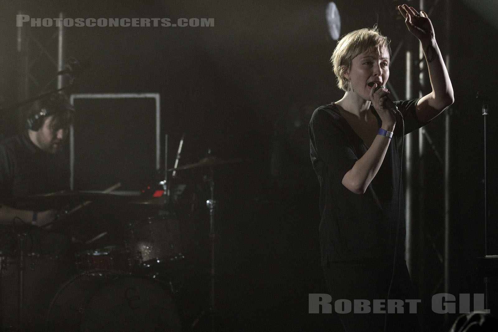 POLICA - 2016-02-09 - PARIS - Point Ephemere