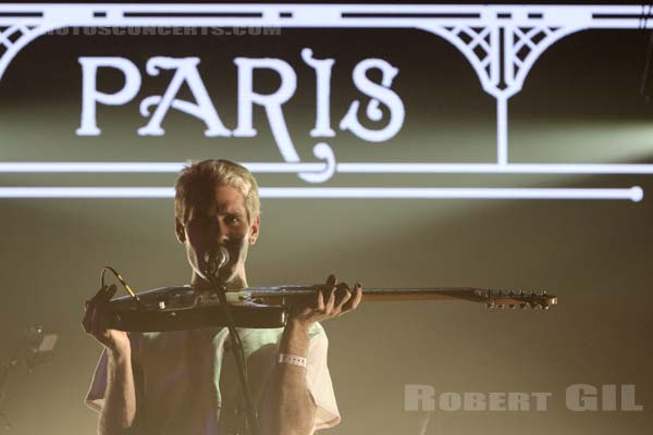 PORCHES - 2016-10-28 - PARIS - Grande Halle de La Villette
