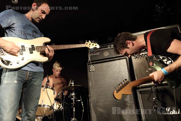 PREOCCUPATIONS - 2016-06-28 - PARIS - Olympic Cafe