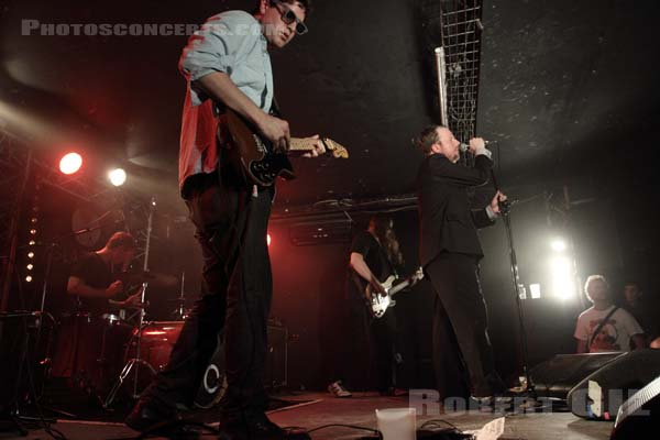 PROTOMARTYR - 2014-08-13 - PARIS - Glaz Art