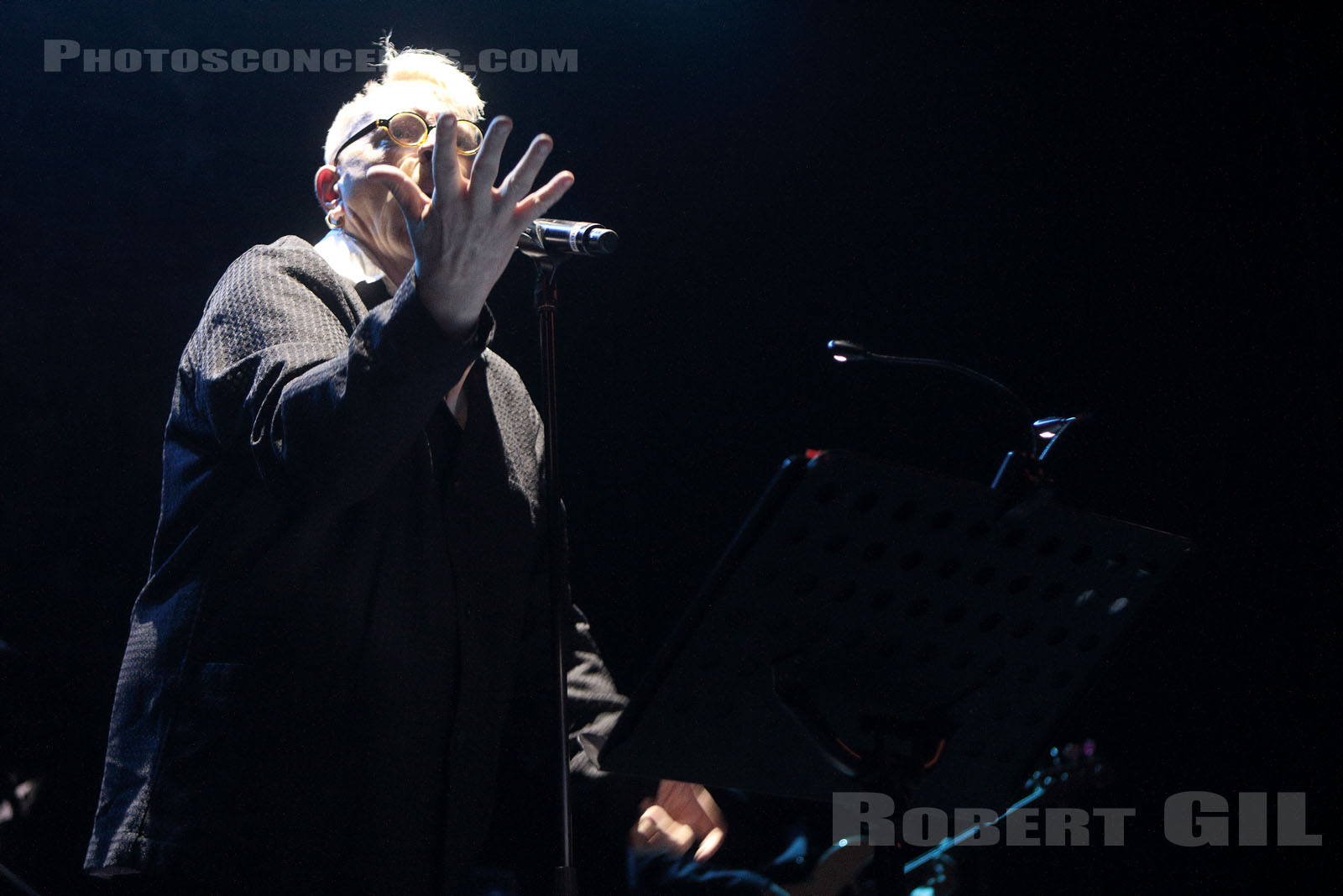 PUBLIC IMAGE LIMITED - 2015-10-06 - PARIS - Le Trianon