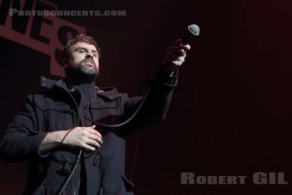 REVEREND AND THE MAKERS - 2016-03-07 - PARIS - Olympia