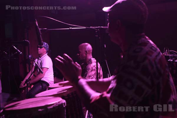 RHYS CHATHAM - 2016-07-09 - PARIS - CentQuatre