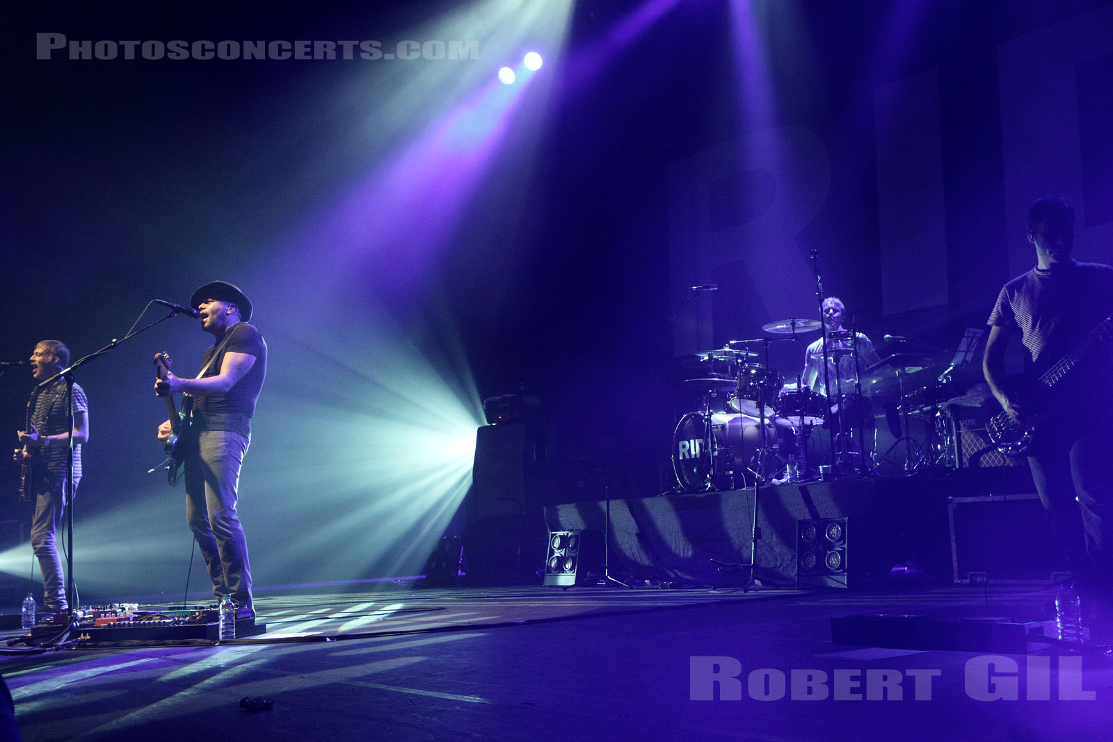 RIDE - 2015-05-27 - PARIS - Olympia