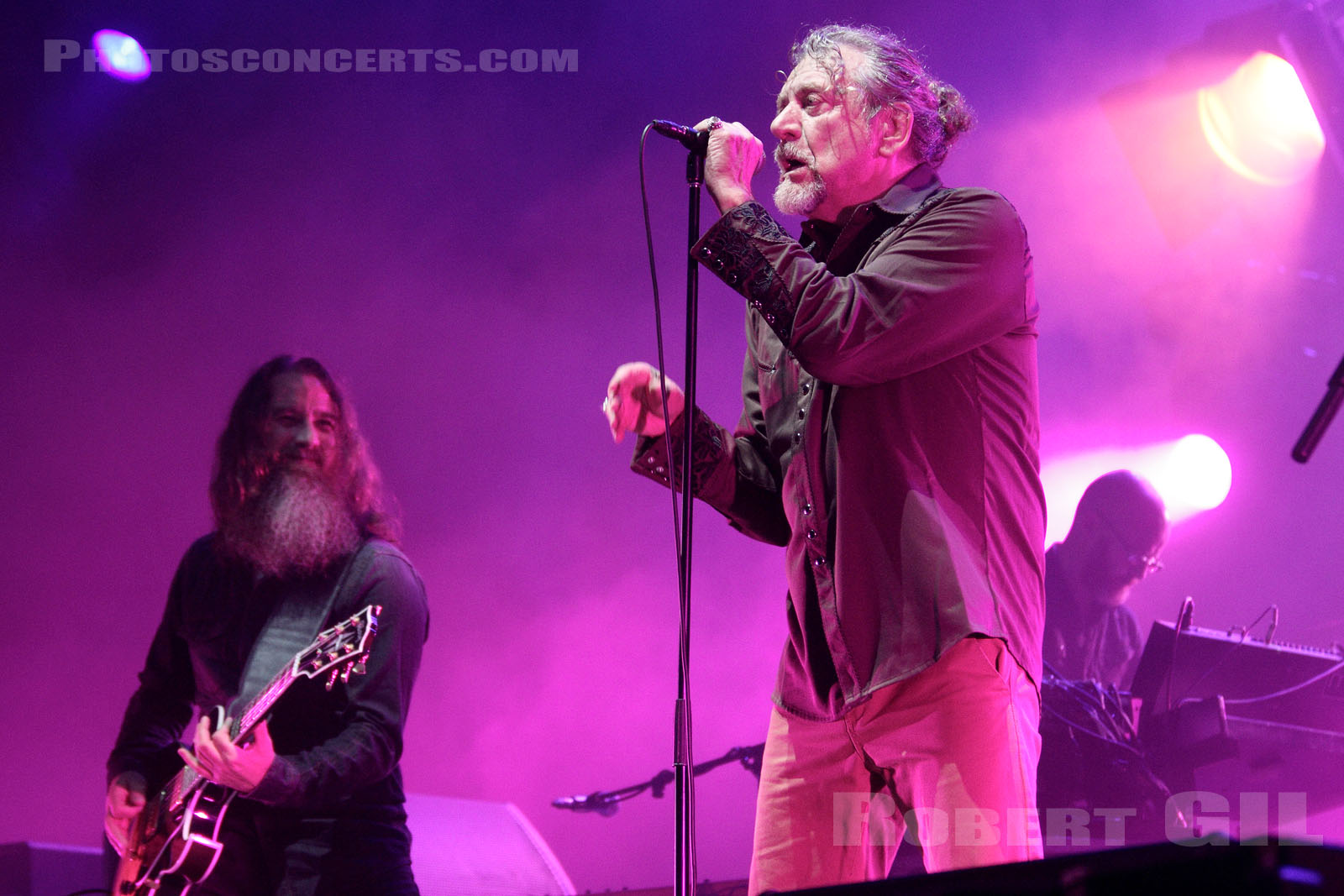 ROBERT PLANT AND THE SENSATIONAL SPACE SHIFTERS - 2014-07-06 - BELFORT - Presqu'ile du Malsaucy