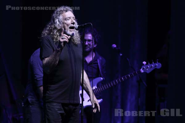 ROBERT PLANT AND THE SENSATIONAL SPACE SHIFTERS - 2018-07-23 - PARIS - Salle Pleyel