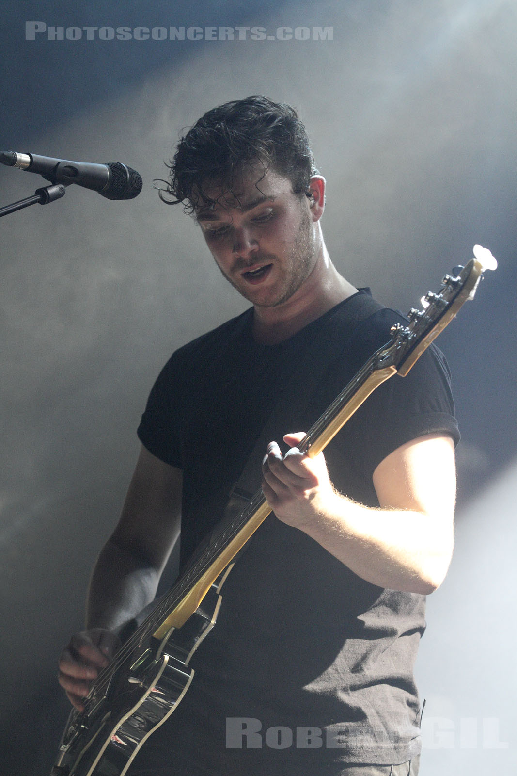 ROYAL BLOOD - 2014-11-16 - PARIS - La Cigale