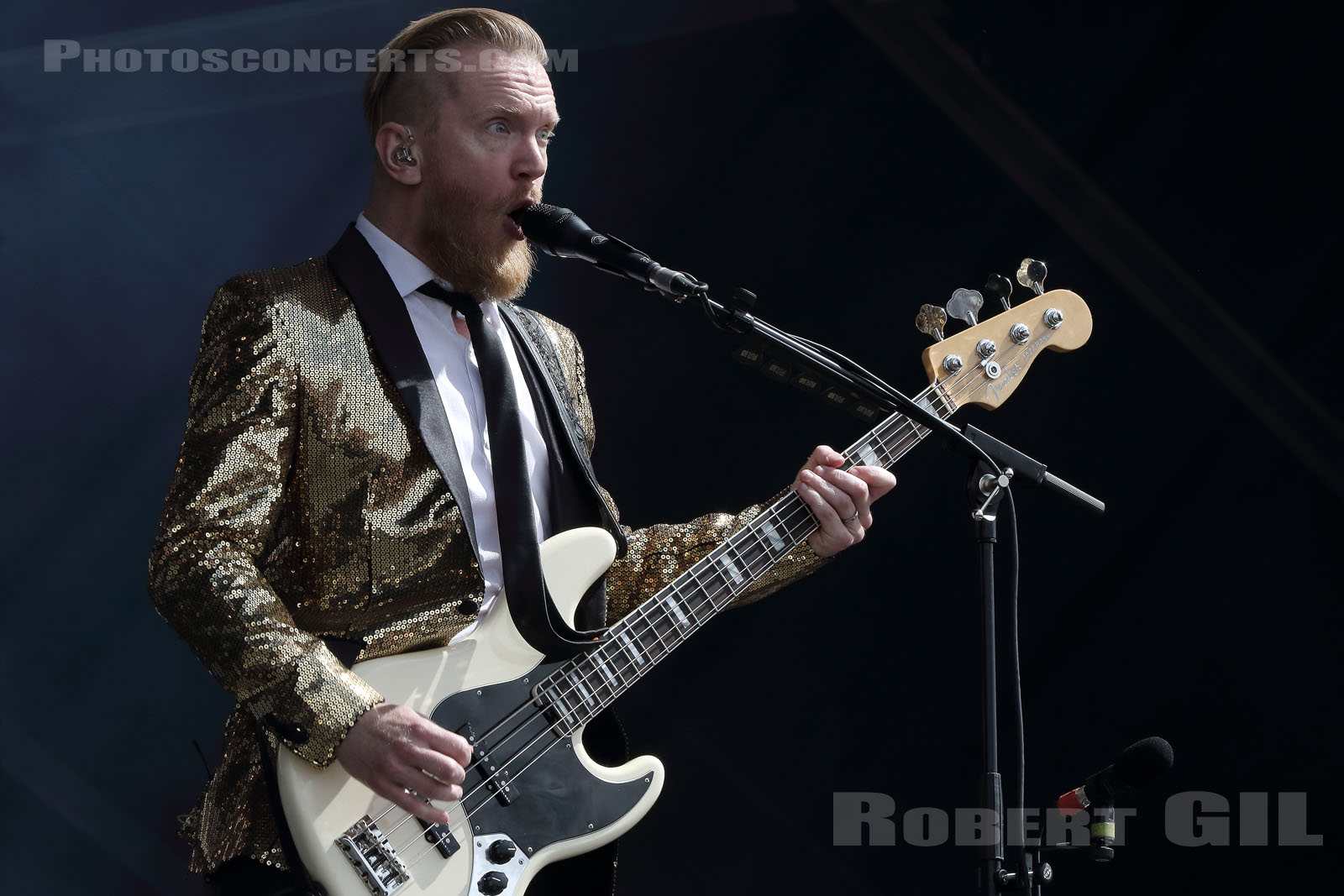 ROYAL REPUBLIC - 2018-06-17 - BRETIGNY-SUR-ORGE - Base Aerienne 217 - Main Stage 2
