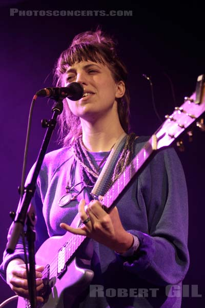 ROZI PLAIN - 2012-12-15 - PARIS - La Fleche d'Or