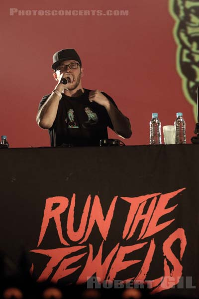 RUN THE JEWELS - 2015-10-31 - PARIS - Grande Halle de La Villette