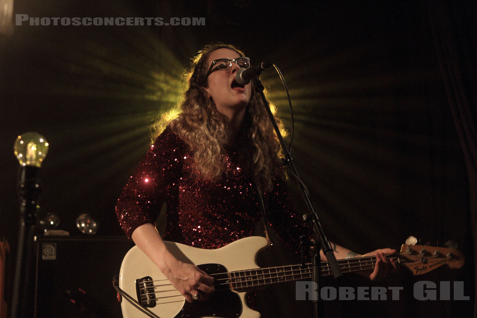 SALLIE FORD - 2015-03-25 - PARIS - Divan du Monde