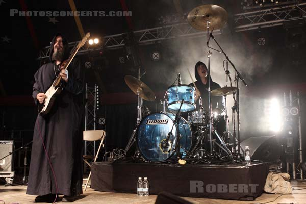 SECRET CHIEFS 3 - 2009-07-04 - CERGY - Base de Loisirs