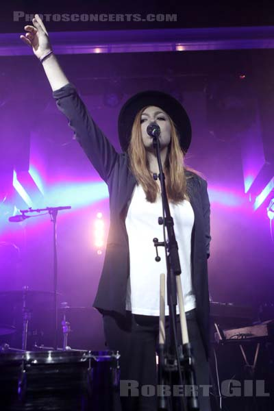 SHAKE SHAKE GO - 2015-10-14 - PARIS - Bus Palladium