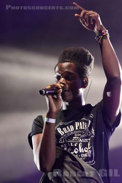 SHAMIR - 2015-08-29 - SAINT CLOUD - Domaine National - Scene Pression Live