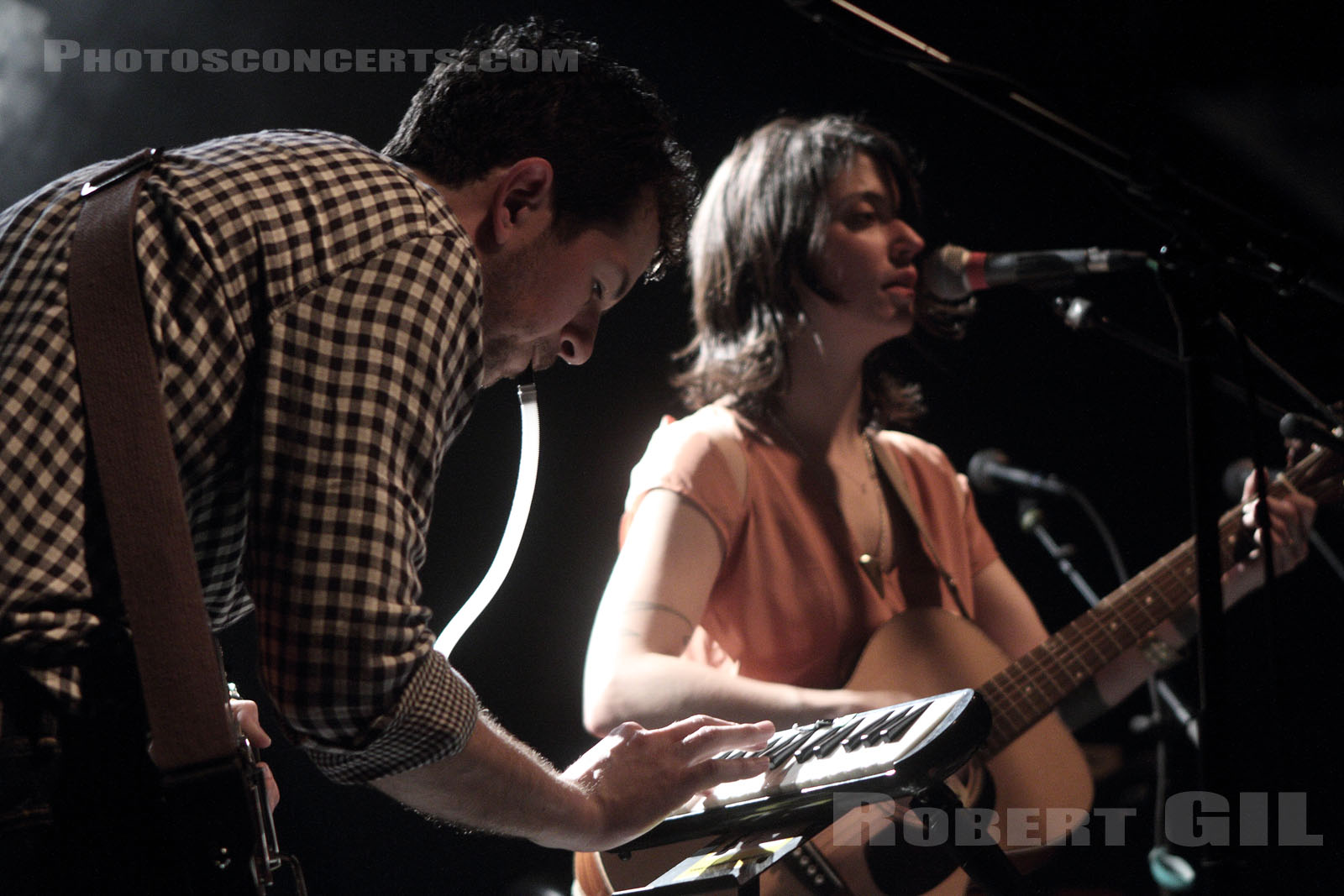 SHARON VAN ETTEN - 2012-03-02 - PARIS - Point Ephemere