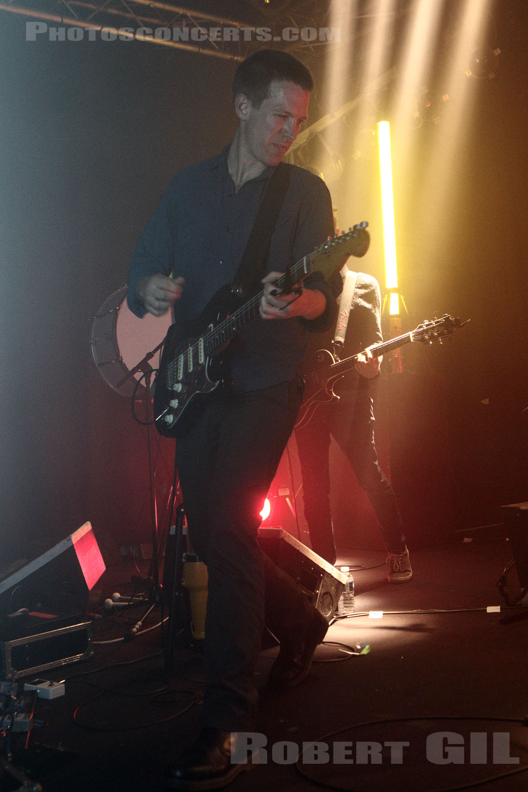SHEARWATER - 2016-02-26 - PARIS - Point Ephemere