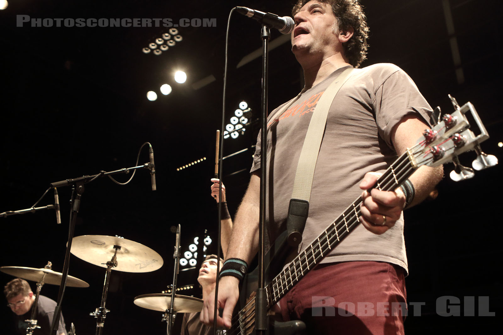 SHELLAC - 2016-06-01 - PARIS - Gaite Lyrique