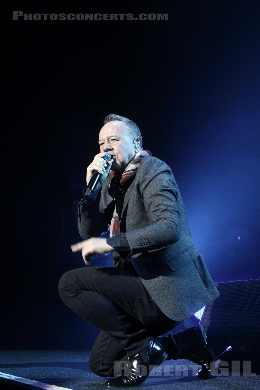 SIMPLE MINDS - 2015-11-20 - PARIS - Zenith