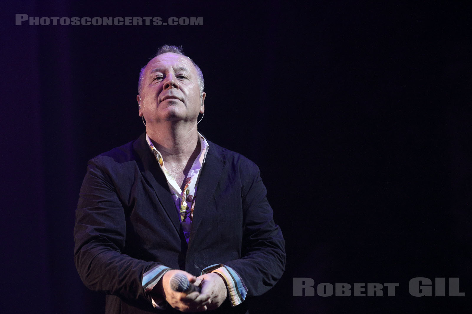 SIMPLE MINDS - 2017-05-11 - PARIS - Grand Rex