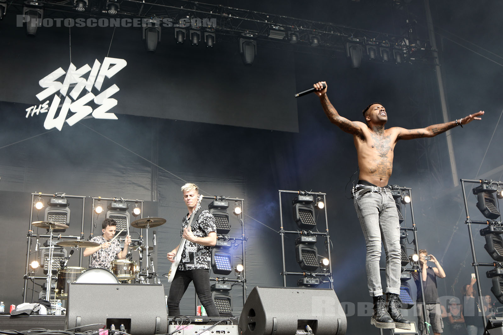 SKIP THE USE - 2019-07-20 - PARIS - Hippodrome de Longchamp - Alternative Stage