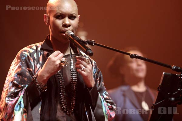 SKUNK ANANSIE - 2014-03-15 - PARIS - La Cigale