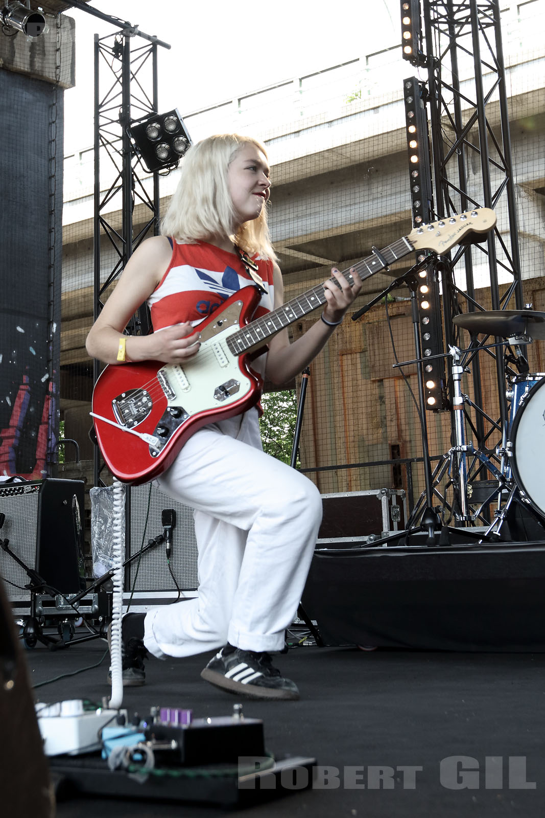 SNAIL MAIL - 2018-05-27 - PARIS - Parc de la Villette - Scene Peripherique