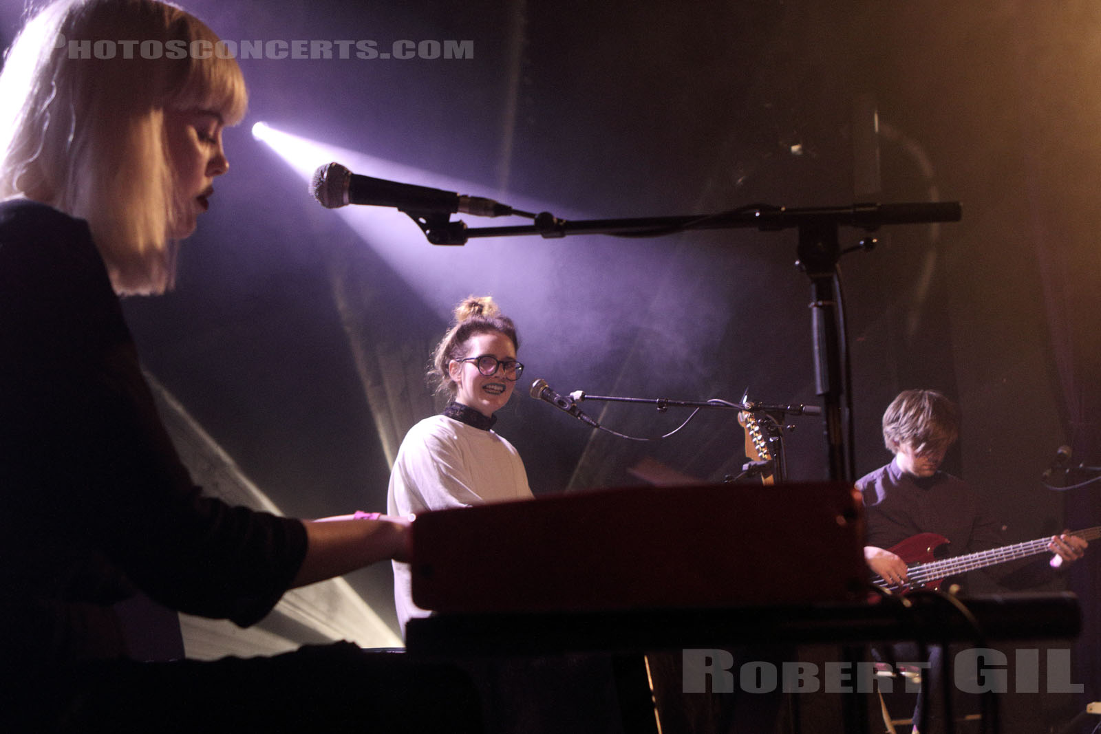 SOLEY - 2017-03-29 - PARIS - Divan du Monde