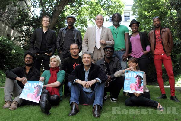 SOLIDAYS - CONFERENCE DE PRESSE - 2012-05-31 - PARIS -