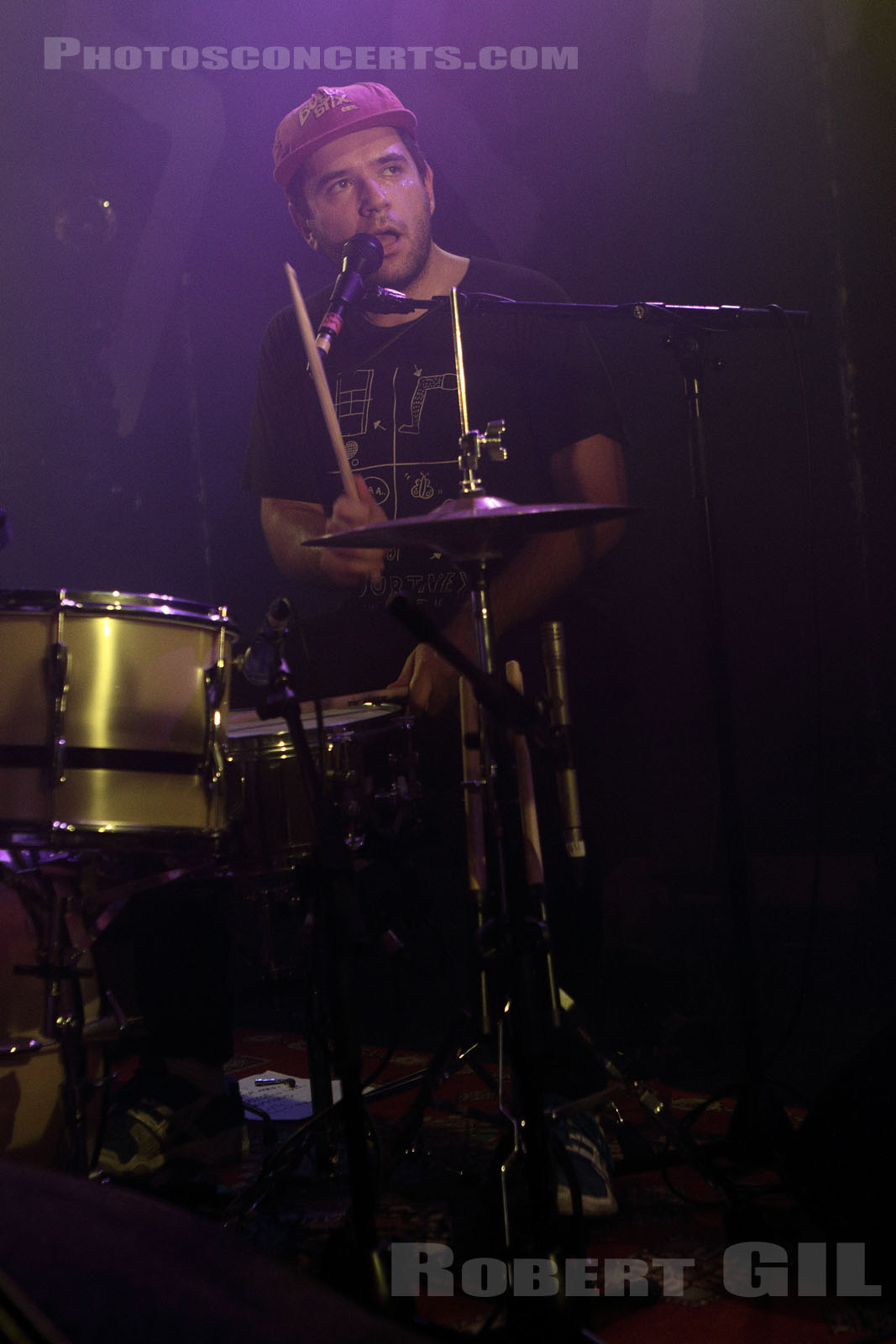 SPRING KING - 2015-11-07 - PARIS - La Maroquinerie