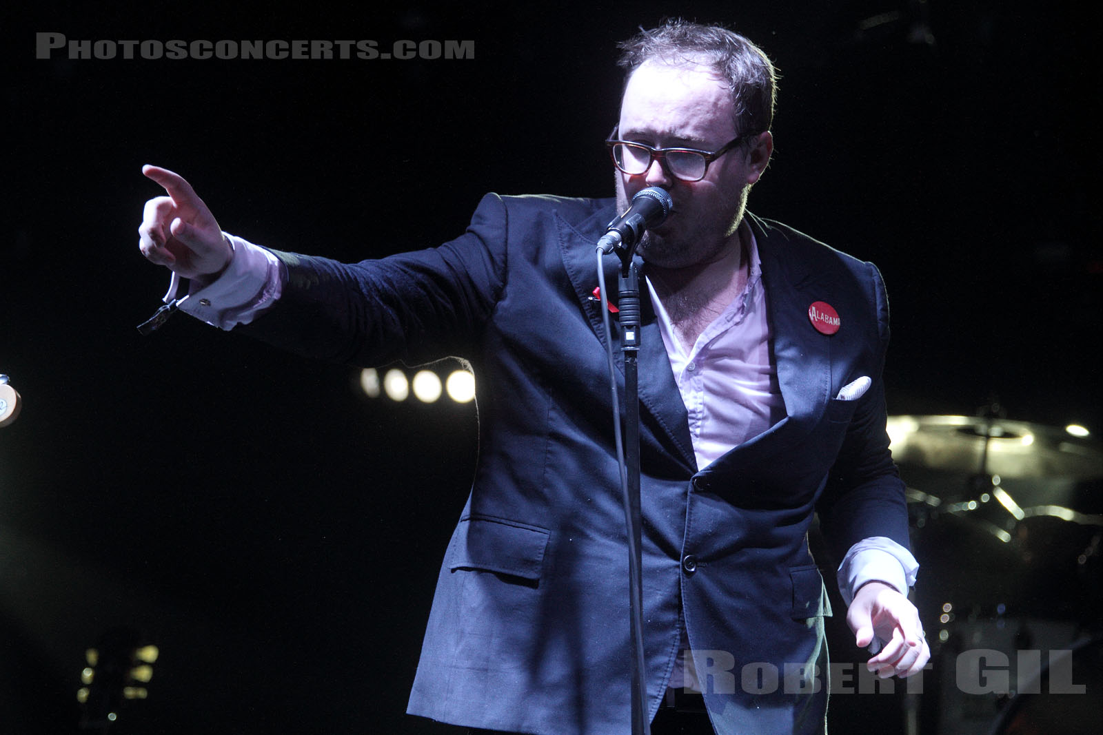ST. PAUL AND THE BROKEN BONES - 2015-06-28 - PARIS - Hippodrome de Longchamp
