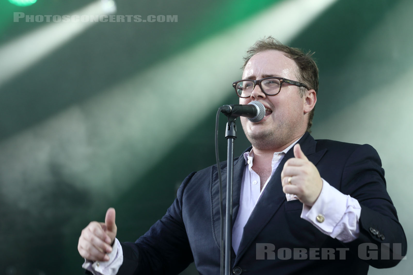 ST. PAUL AND THE BROKEN BONES - 2015-07-03 - BELFORT - Presqu'ile du Malsaucy