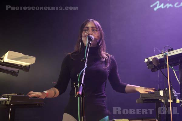 STEALING SHEEP - 2015-10-02 - PARIS - Cafe de la Danse