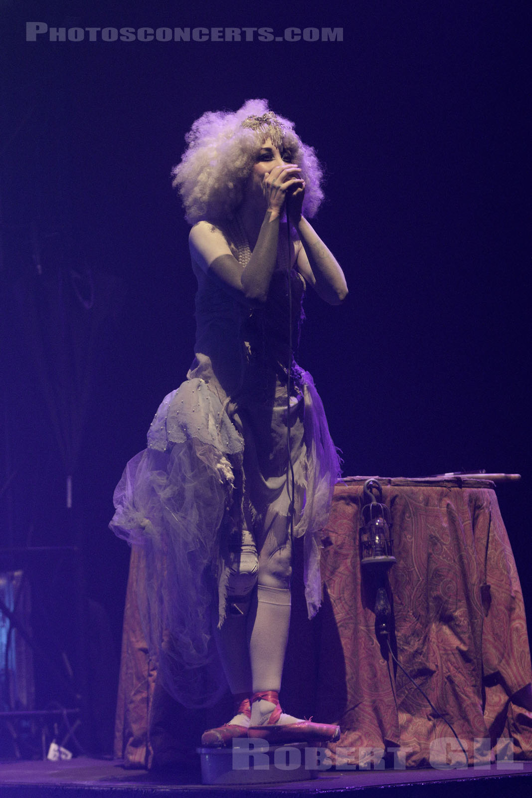 STEAM - 2016-11-27 - PARIS - Le Cirque Electrique