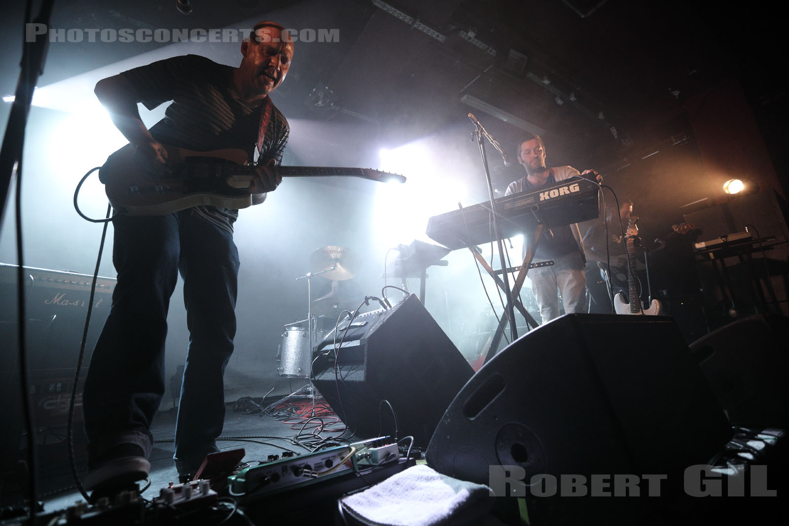 STEEPLE REMOVE - 2019-04-20 - PARIS - La Maroquinerie