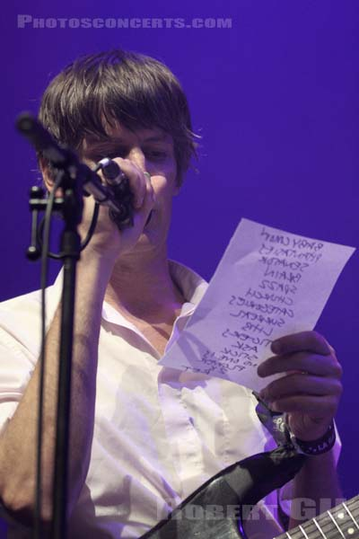 STEPHEN MALKMUS AND THE JICKS - 2012-04-24 - PARIS - Gaite Lyrique