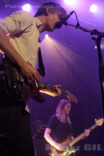 STEPHEN MALKMUS AND THE JICKS - 2014-01-18 - PARIS - Divan du Monde