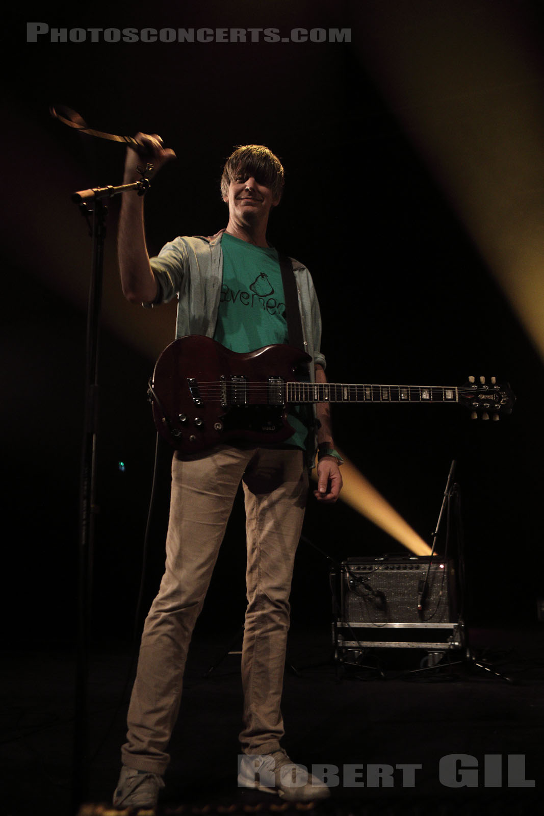 STEPHEN MALKMUS AND THE JICKS - 2019-05-31 - NIMES - Paloma - Grande Salle