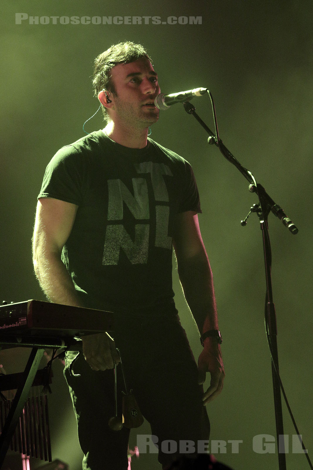 SUFJAN STEVENS - 2015-09-08 - PARIS - Grand Rex