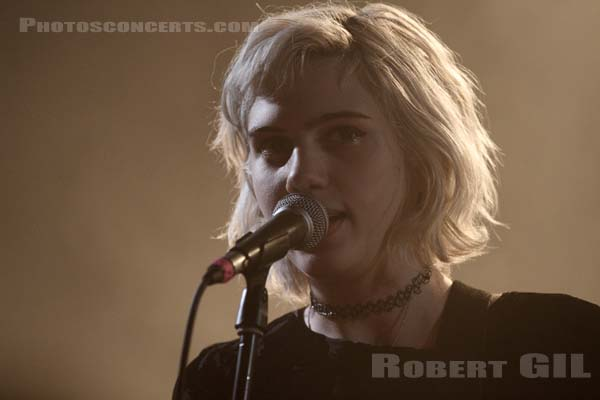SUNFLOWER BEAN - 2015-05-19 - PARIS - Badaboum