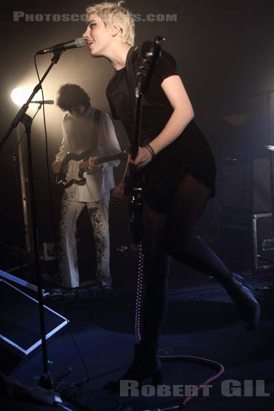 SUNFLOWER BEAN - 2016-09-16 - PARIS - Point Ephemere