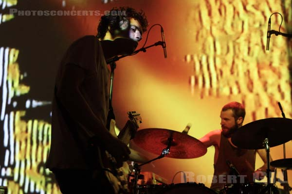 SUUNS - 2014-10-01 - PARIS - Gaite Lyrique