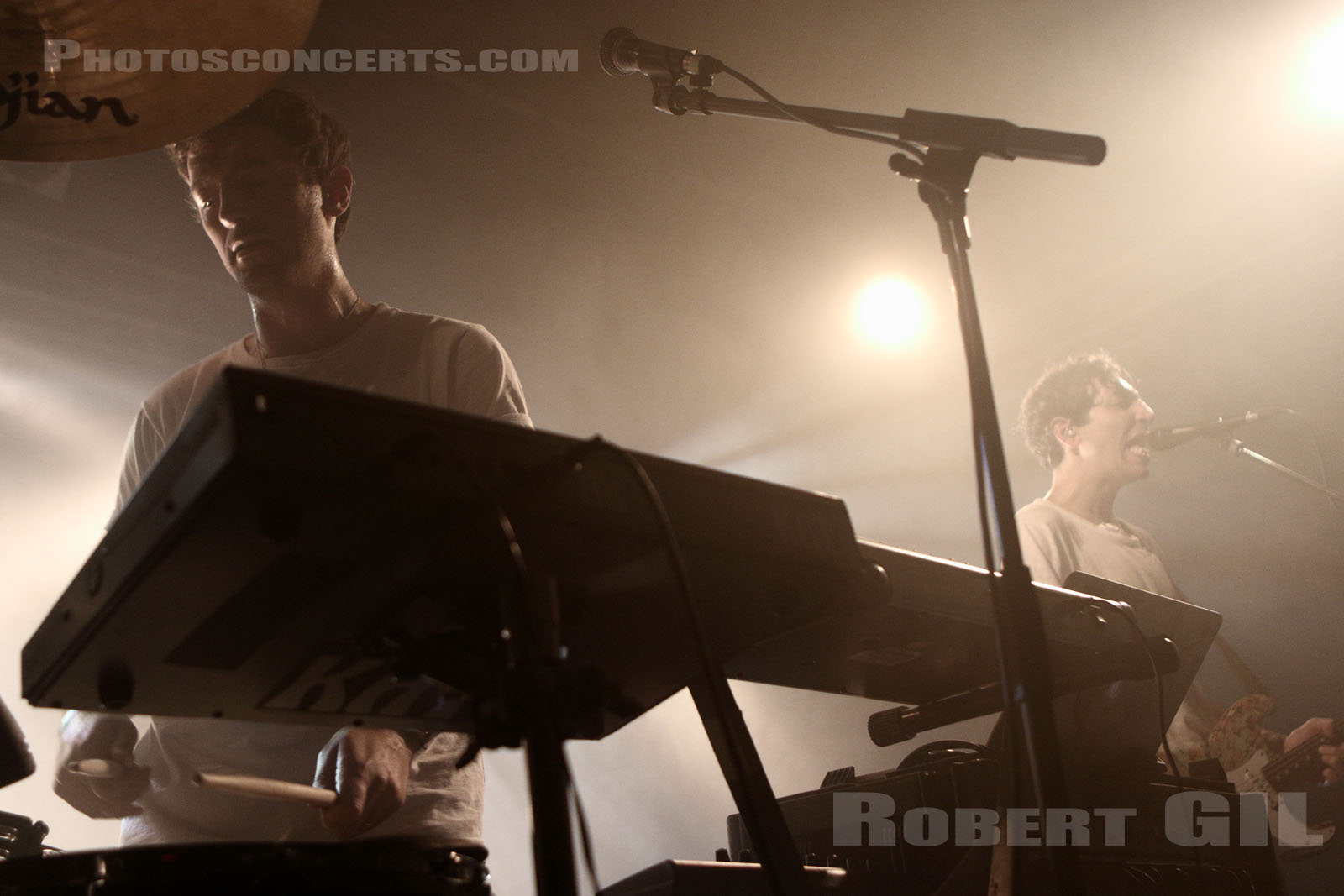 TANLINES - 2015-08-20 - PARIS - Point Ephemere