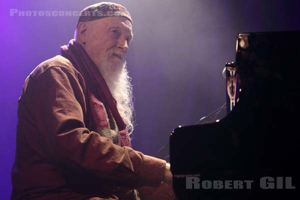 TERRY RILEY - 2018-09-29 - PARIS - La Maroquinerie